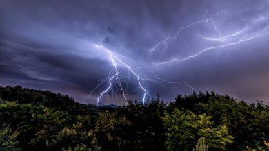 Notte perturbata: possibili temporali su alto Tirreno cosentino