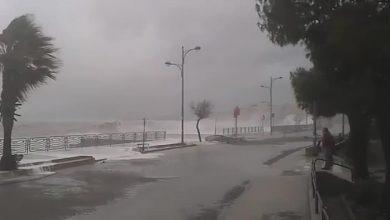 Venerdì di maltempo sulla Calabria: previste piogge localmente abbondanti!