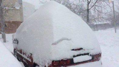 Mezza Europa sommersa di neve a novembre! Accadde anche da noi...
