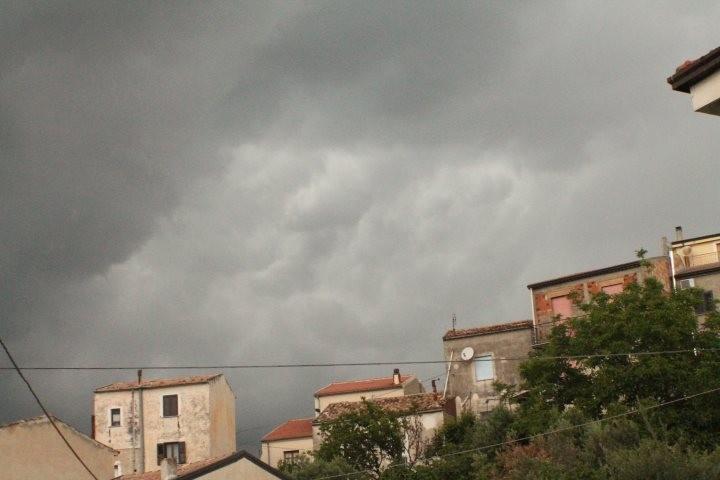 Miglioramento temporaneo..torna la pioggia