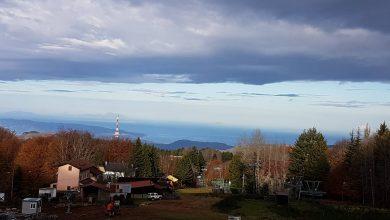 Mercoledì e giovedì: ancora piogge sparse sui versanti ionici
