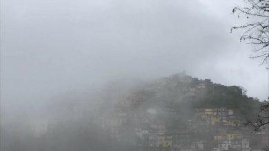 In atto piogge intense in Calabria: superati localmente i 100 mm...