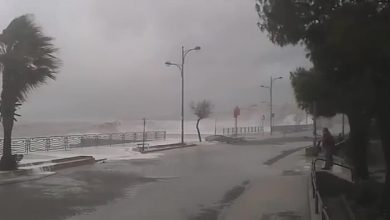 Pesante maltempo per martedì 20 in Calabria: possibili nubifragi e mareggiate!