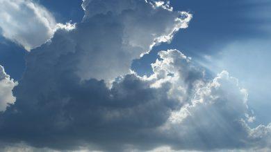 meteo di domenica e lunedì: nubi sparse e qualche nota instabile