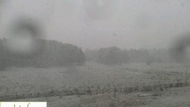 Ultimissimo aggiornamento per sabato 17: deboli nevicate, mareggiate.