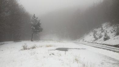 Inizio di settimana perturbato: piogge e nevicate!