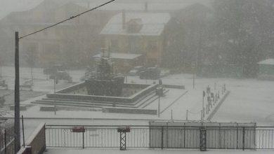 Domani prime nevicate, quota neve in calo dal pomeriggio