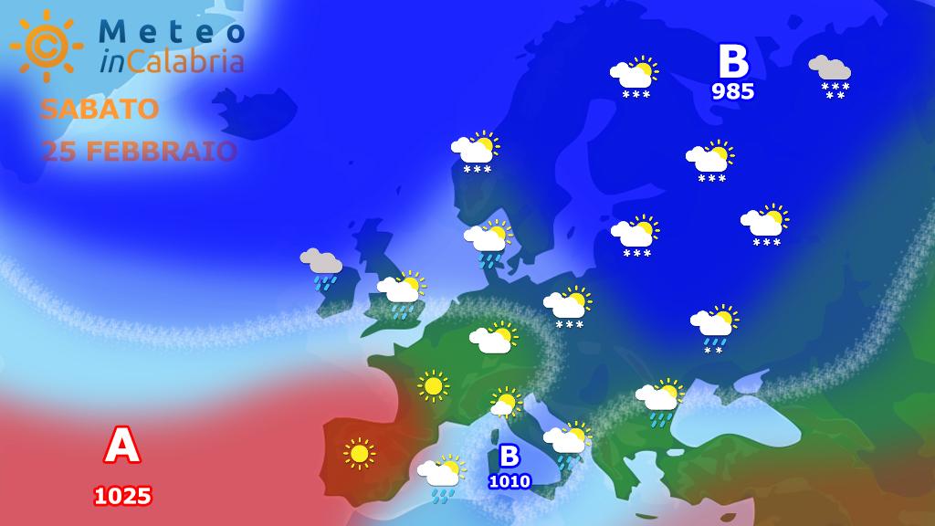 Meteo weekend: caldo africano alle spalle ora è la volta di un debole peggioramento...