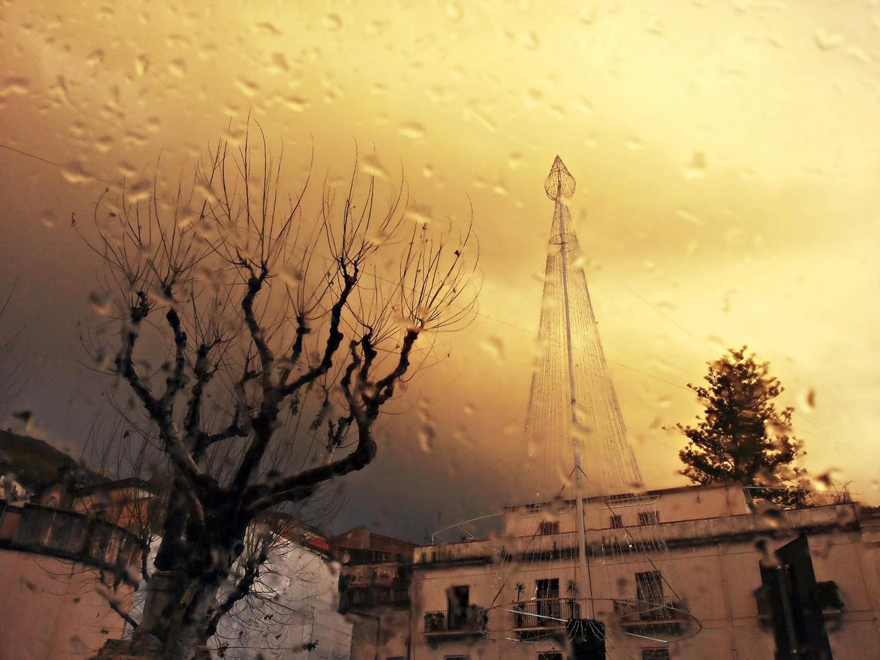 Maltempo autunnale sulla Calabria