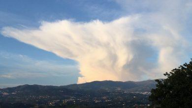 meteo di giovedì e venerdì:residua instabilità pomeridiana......