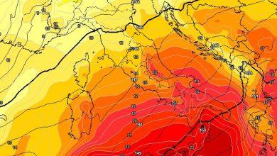 VAMPATA di caldo africano alle porte: vediamo gli effetti sulla Calabria