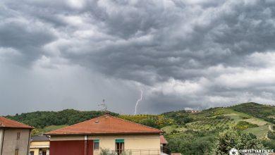 Meteo di giovedì e venerdì: frequenti episodi instabili ma non su tutta la Calabria.