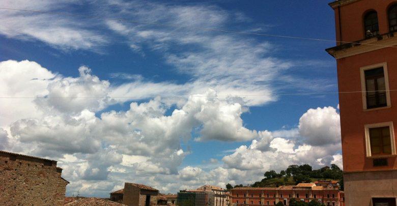 meteo di lunedì e martedì: Deciso miglioramento con residua instabilità pomeridiana...