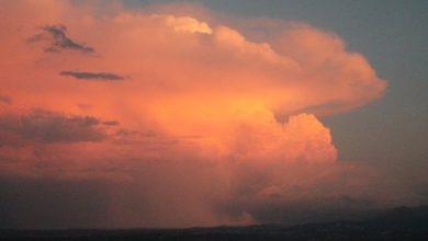 Da martedì inizia la stagione dei temporali pomeridiani...