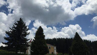 meteo di domenica e lunedì: temperature in calo e debole instabilità diffusa!!