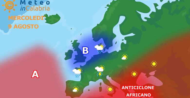 Meteo martedì e mercoledì: ancora sole e caldo!