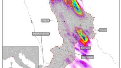Focus meteo in calabria : possibile temporaneo peggioramento per la giornata di martedì