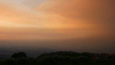 Resoconto agosto 2017: caldo estremo e prolungato, siccità implacabile...