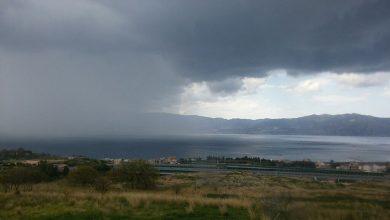 Mercoledì e giovedì con piogge sparse e locali temporali...