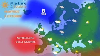 Meteo di martedì e mercoledì: ancora instabilià sparsa...