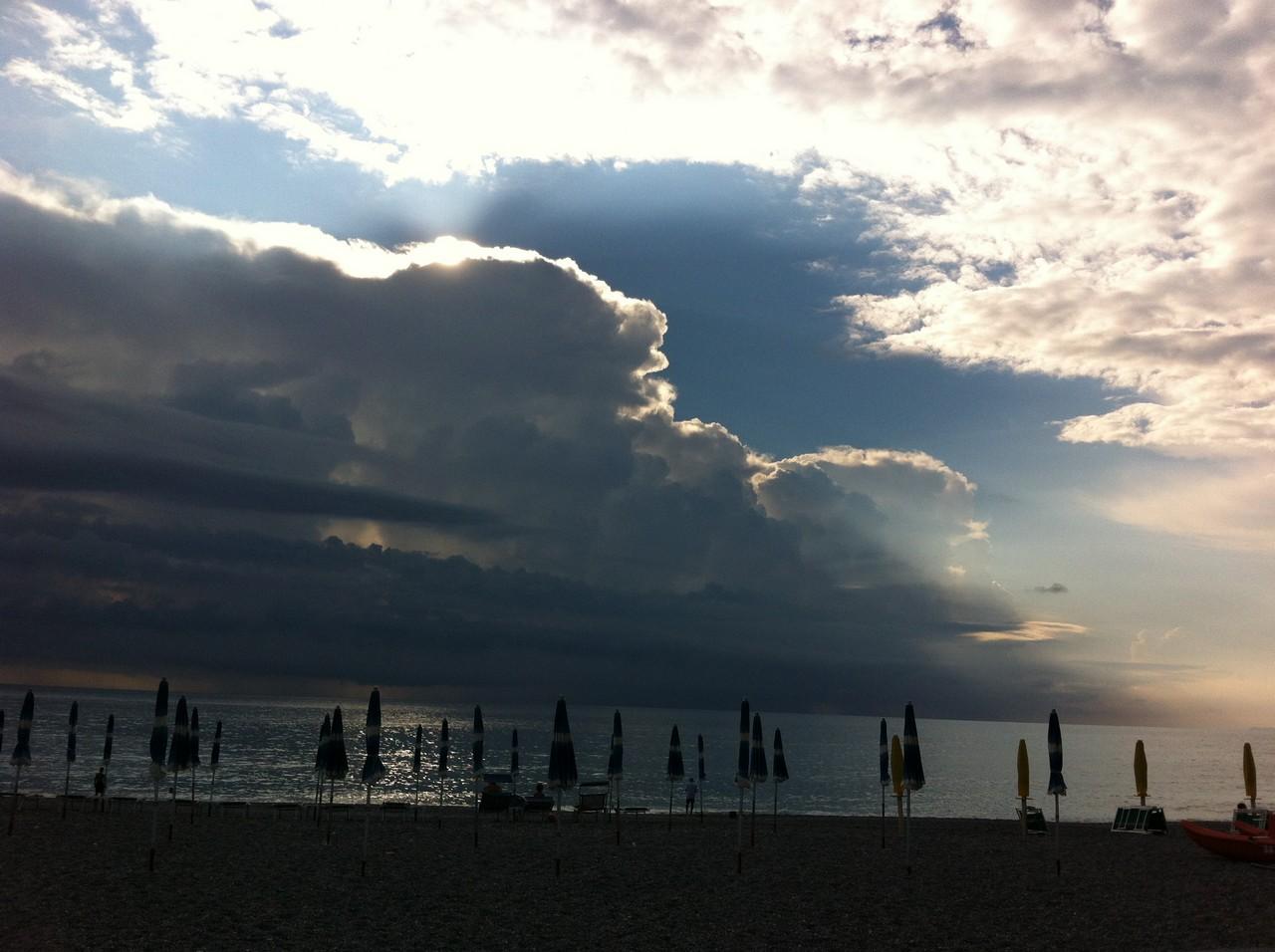 meteo di lunedì e martedì: variabilità a tratti instabile