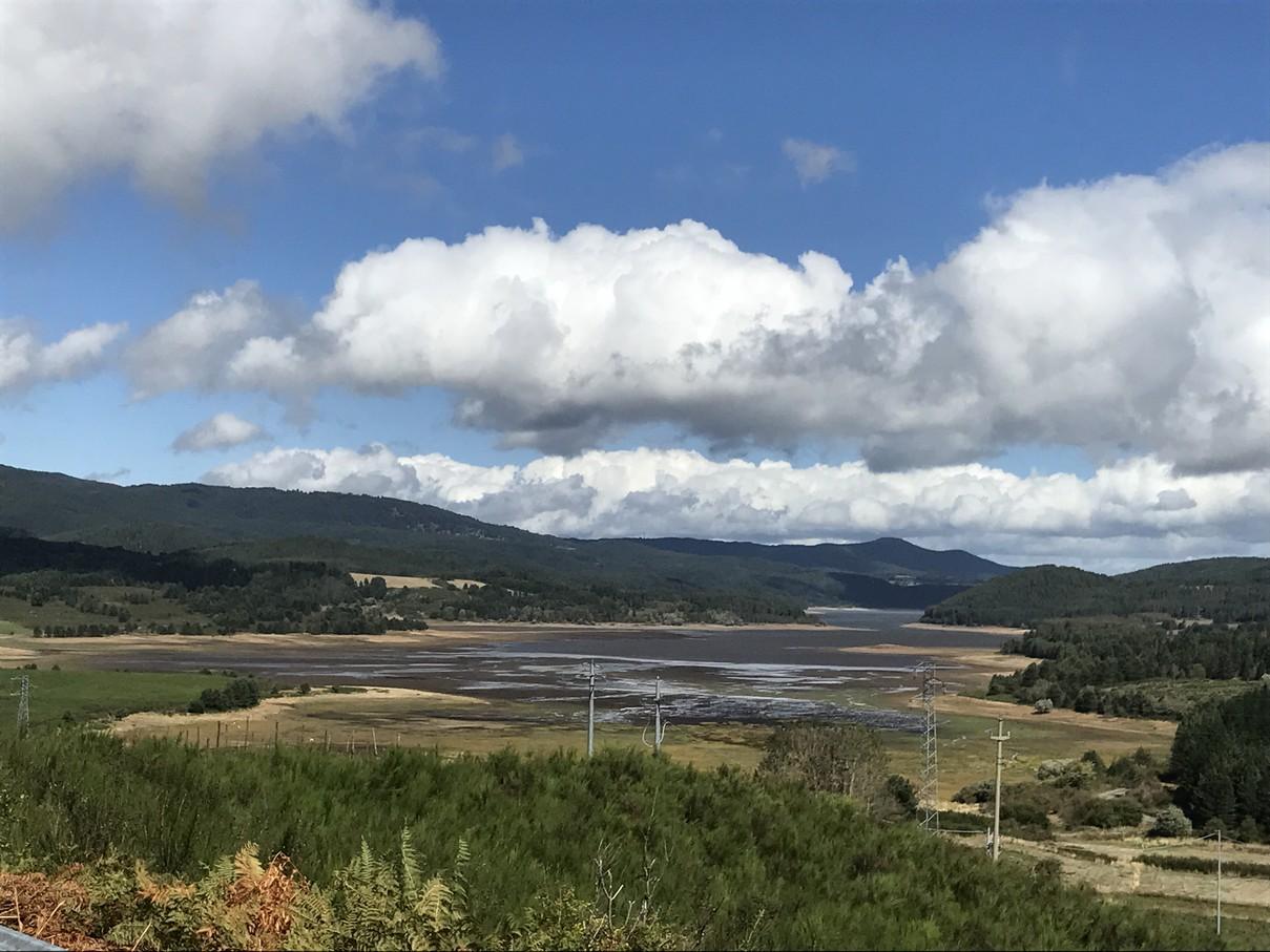 Situazione della siccità in Calabria ad ottobre 2017: situazione in ulteriore lieve peggioramento!