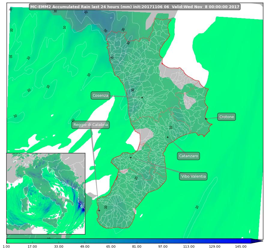 Meteo di martedì e mercoledì: instabilità e ulteriore lieve abbassamento delle temperature...