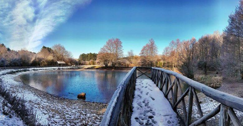 Giorni pre-natalizi con tempo stabile e soleggiato.