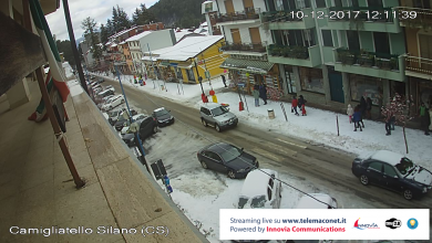 Domenica sulla neve dei monti calabresi! [DETTAGLI E IMMAGINI]