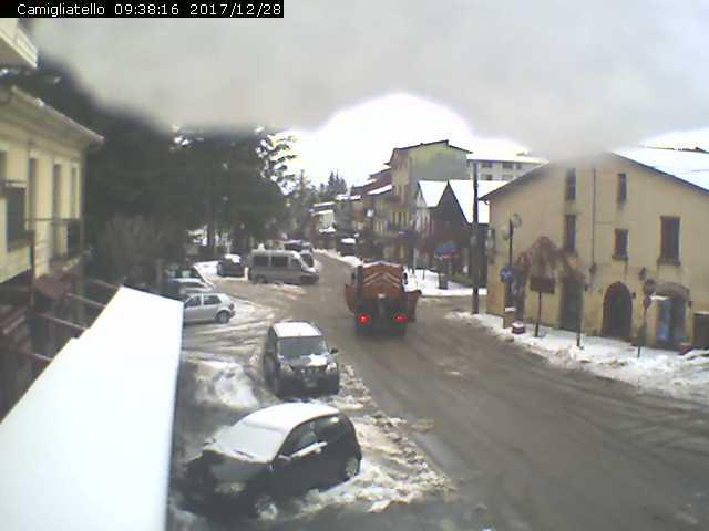 Calabria alle prese col maltempo: piogge, vento, neve [DETTAGLI]