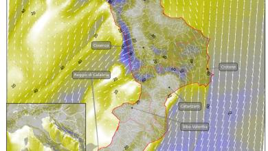 Graduale miglioramento, ma farà ancora freddo con venti localmente forti di grecale