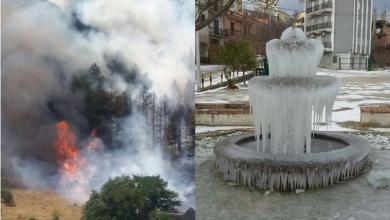 Resoconto climatico dell'anno 2017 per i capoluoghi di provincia della Calabria