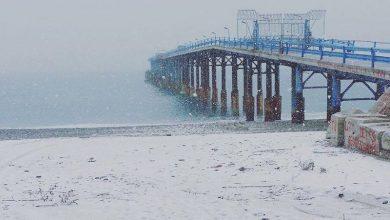 Meteo amarcord: la terribile ondata di freddo del gennaio 2017 sulla costa ionica reggina [DETTAGLI & FOTO]