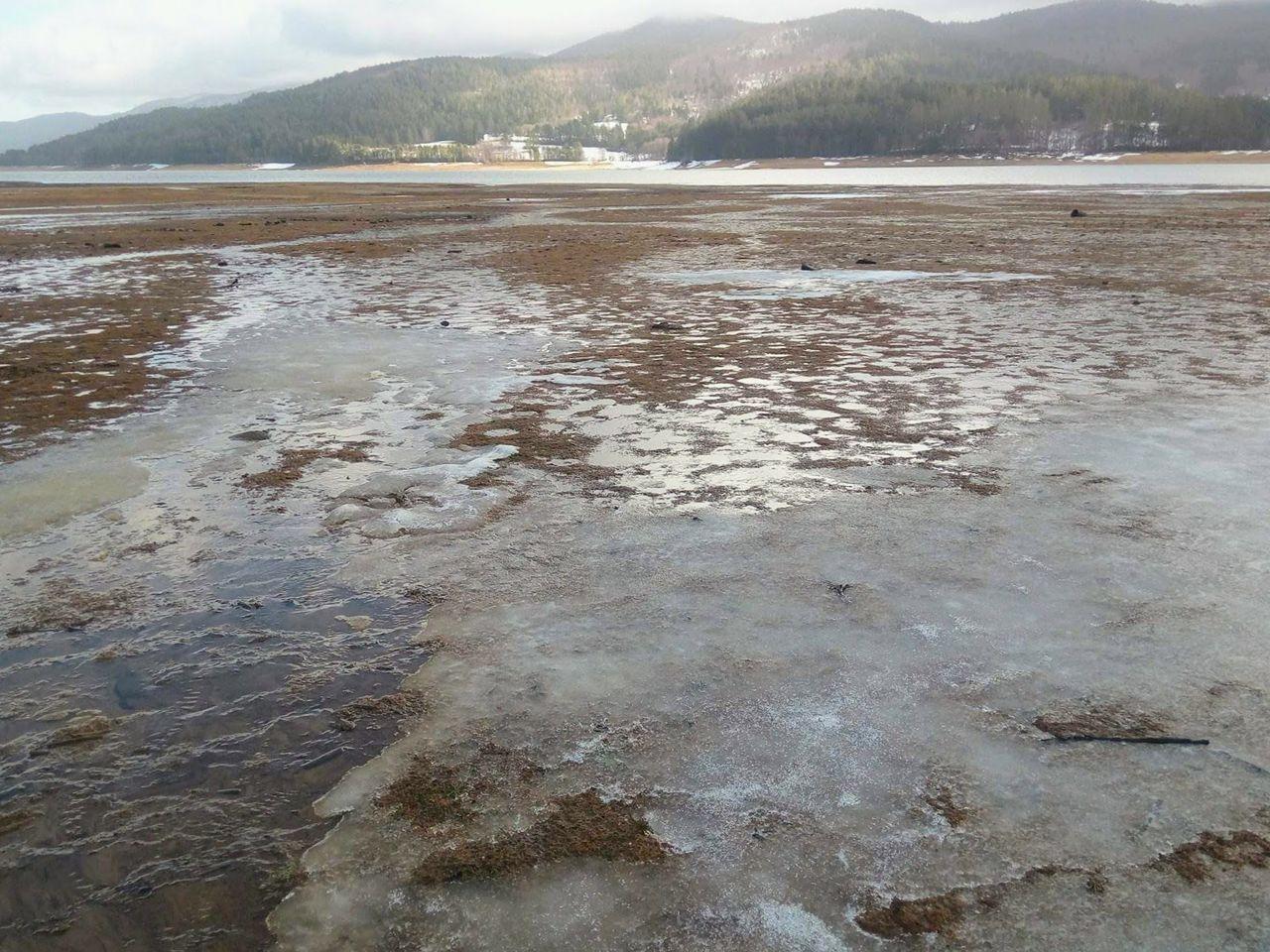 Stato della siccità a gennaio in Calabria: situazione in ulteriore peggioramento quasi ovunque...