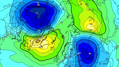Terremoto stratosferico in vista, quali conseguenze per l'inverno?