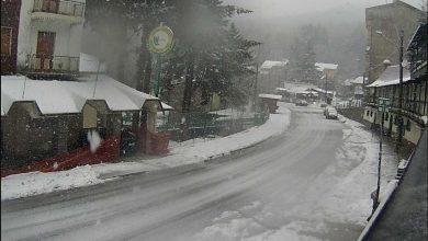 Maltempo diffuso: riprende a nevicare sui monti della Calabria