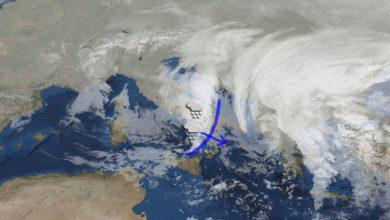 Imminente peggioramento: maltempo con neve in arrivo!