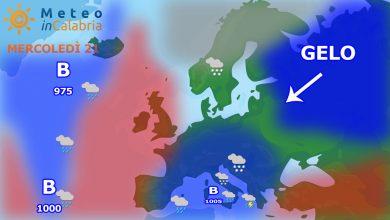 Meteo di mercoledì e giovedì: prosegue la fase di variabilità instabile...
