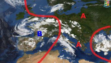 Meteo di mercoledì e giovedì: continua il caldo con locali fenomeni instabili sui monti...