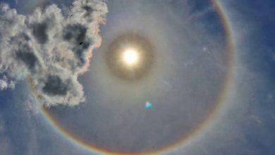 L'alone e gli altri fenomeni ottici solari e lunari
