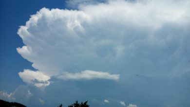 Meteo di martedì  e mercoledì: tempo discreto con locali fenomeni pomeridiani