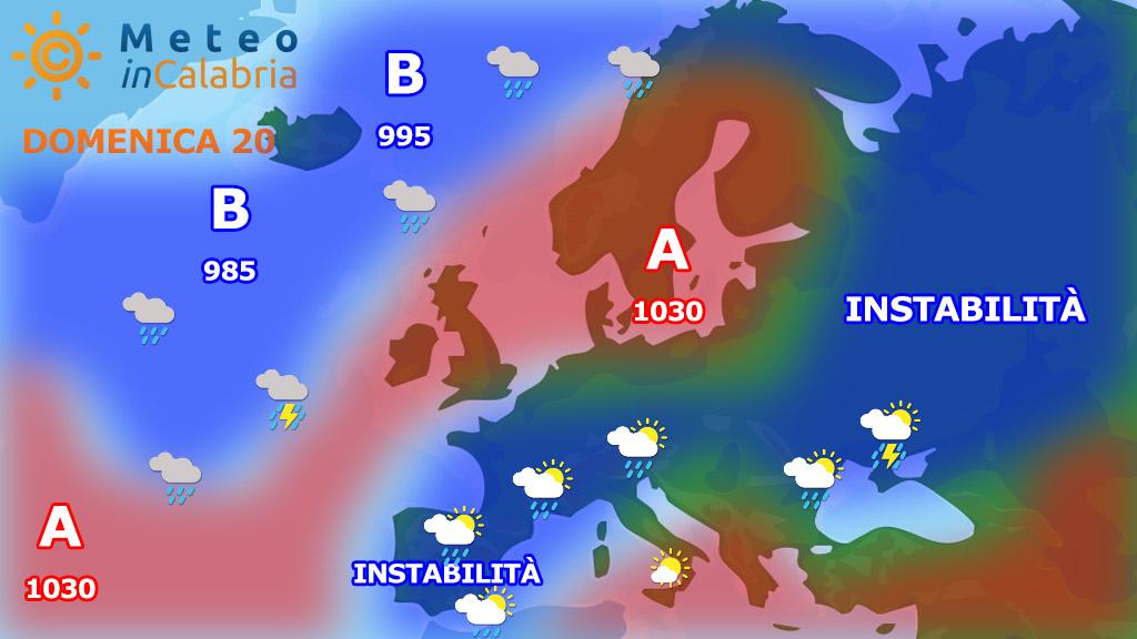 Meteo di domenica e lunedì: tempo stabile e soleggiato