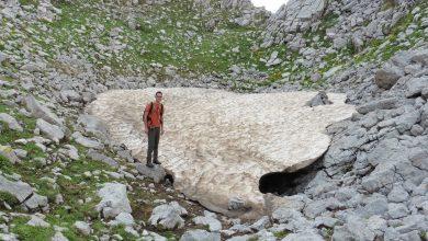 Nevaio del Pollino: aggiornamento del 5 agosto