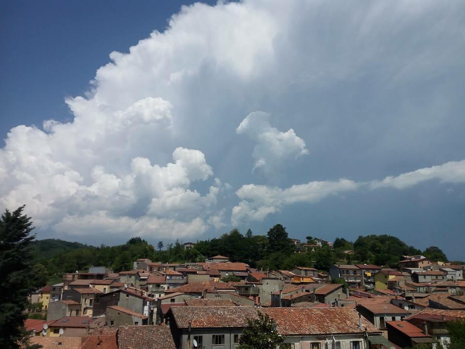 Mercoledì aumento dell'instabilità sulla Calabria