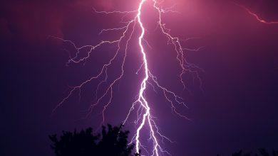 maltempo fulmine temporale pioggia