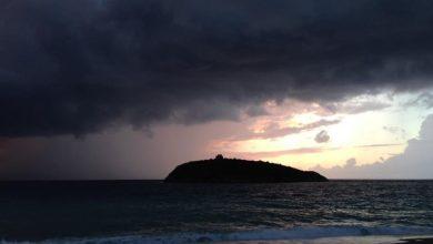 Maltempo Calabria Isola di Cirella Diamante