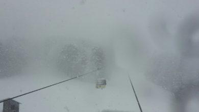 Nelle prossime ore recrudescenza del maltempo: neve fino a quote medie!