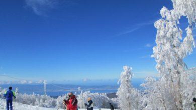 L'angolo degli utenti: resoconto del freddo mese di gennaio 2019 sulla provincia di Reggio Calabria