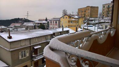 Aggiornamento: deboli nevicate sino a quote molto basse nel pomeriggio su catanzarese, crotonese e cosentino ionico