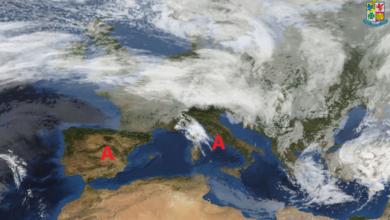 meteo di sabato e domenica: Tempo stabile e temperature miti
